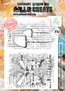 AALL and Create Clear A4 Stamp Set #267 - Nature Elements by Tracy Evans